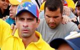 """""""¡Capriles, hermano, a Maduro no lo sacamos hablando!"""""""