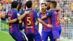 Barcelona y la dura respuesta en defensa de sus futbolistas - Noticias de valencia cf