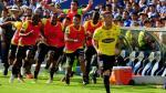 Barcelona ganó 1-0 a Emelec y es más líder que nunca en Ecuador - Noticias de george capwell