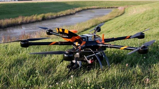 Diseñan sistema de detección de incendios para drones
