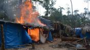 Sacan a mineros de 250 hectáreas de reserva de Tambopata
