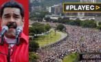 Venezuela: La oposición volvió a retar a Maduro en las calles