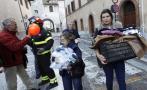 """Terremoto en Italia: """"Estamos vivos porque avisó"""""""