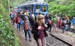 Machu Picchu: bloquean tren porque no les vendieron boletos