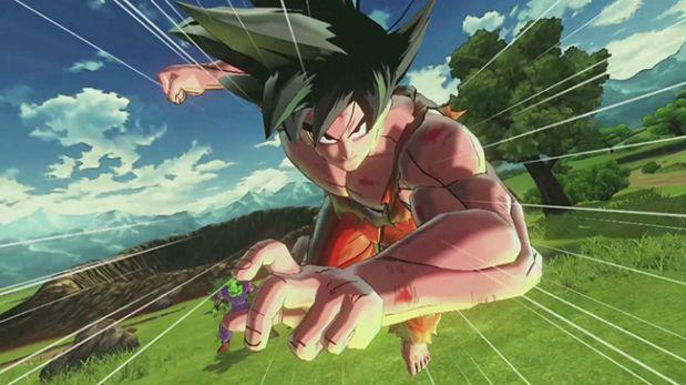 Bandai Namco publica el tráiler de lanzamiento de Dragon Ball Xenoverse 2
