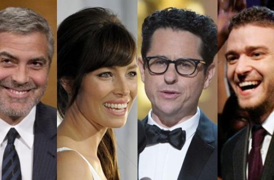 Hollywood invierte millones en apoyo a Hillary Clinton [FOTOS]