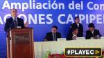 Bolivia: Repsol amplía su contrato e invertirá US$500 millones - Noticias de antonio brufau