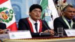 Juicio oral a congresista Rogelio Tucto comienza hoy - Noticias de manuel ramos