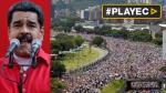 Venezuela: La oposición volvió a retar a Maduro en las calles - Noticias de victor fajardo