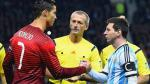 Cristiano Ronaldo explicó así su rivalidad con Lionel Messi - Noticias de real madrid