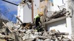 Italia: Así quedaron las ciudades tras los potentes sismos - Noticias de fabrizio prado