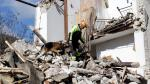 """Italia sufrió un terremoto """"dual"""", ¿qué significa esto? - Noticias de roma"""