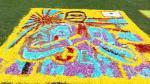 Alianza realizó concurso de alfombras por Sr. de los Milagros - Noticias de pasion alianza lima