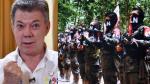 Colombia: Presidente Santos suspende diálogo de paz con el ELN - Noticias de manuel castro sanchez