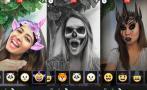 Facebook habilita reacciones y filtros de terror por Halloween