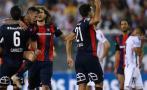 San Lorenzo cayó pero pasó a semifinales de Copa Sudamericana