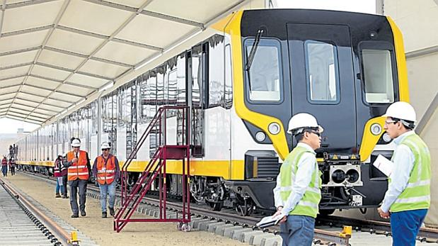 Línea 2 del Metro en 2021