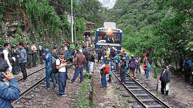 Nuevas protestas contra PerúRail