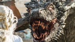 """""""Game of Thrones"""": se revelan spoilers de los dragones"""