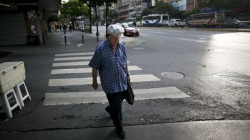 Así transcurre en Venezuela el paro nacional contra Maduro