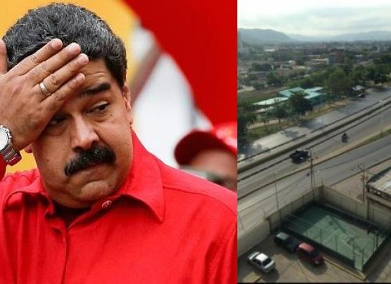 Venezuela: Paro nacional contra Nicolás Maduro [EN VIVO]