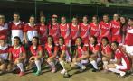 Perú obtuvo medalla de bronce en sudamericano de sóftbol