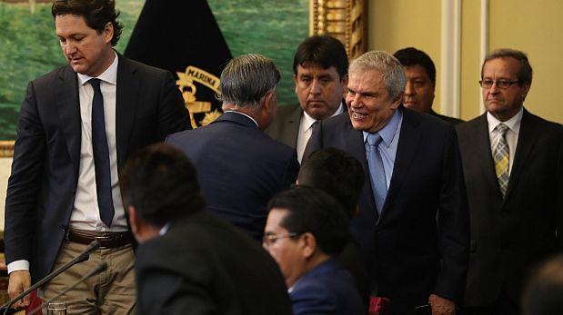 Castañeda sobre OAS: se hizo con celeridad para ser eficaces