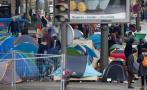 """Francia: Campamentos de refugiados """"crecen de forma alarmante"""""""