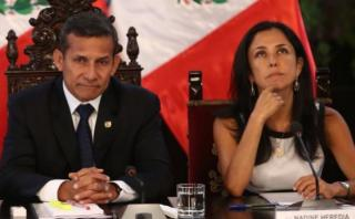 Piden que Ollanta y Nadine sean investigados por Gasoducto Sur