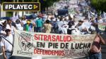 El Salvador: Sindicatos de salud exigen aumento de sueldos - Noticias de twitter
