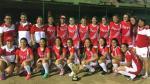 Perú obtuvo medalla de bronce en sudamericano de sóftbol - Noticias de andrea garcia