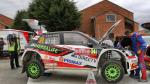 WRC: Nicolás Fuchs ya disputa el Rally de Gales [FOTOS] - Noticias de nicolas fuchs