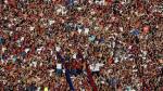 San Lorenzo adaptó éxito musical y barra lo cantó así [VIDEO] - Noticias de club almagro