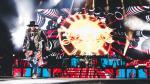 El balance económico de los conciertos del 2016 - Noticias de coldplay