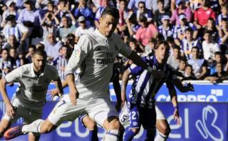 Cristiano Ronaldo: acabó su sequía y alcanzó su gol 350