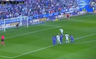 Cristiano Ronaldo erró penal: ¿mal pateado o gran atajada?
