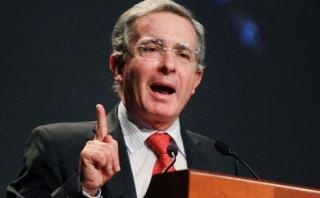 """Uribe: Se """"abren posibilidades"""" para cambios en acuerdo de paz"""