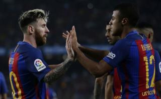 Barcelona venció 1-0 a Granada en Camp Nou por Liga Santander