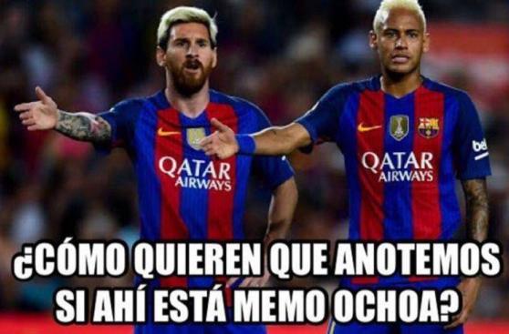 Barcelona: los despiadados memes del triunfo ante Granada CF