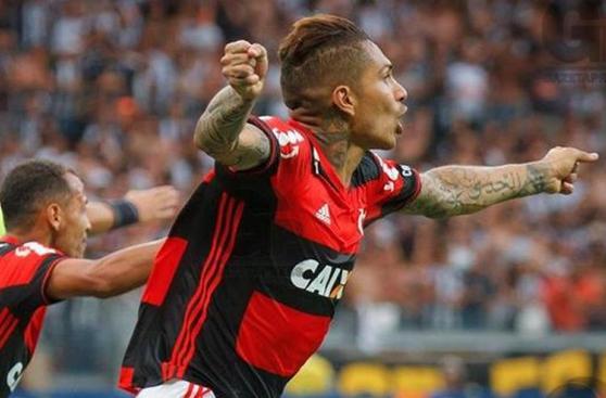 Paolo Guerrero: agónico gol ante Atlético Mineiro en imágenes
