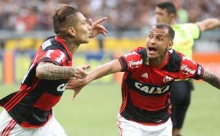 Paolo Guerrero: ¿Qué dijo tras anotar en el empate de Flamengo?