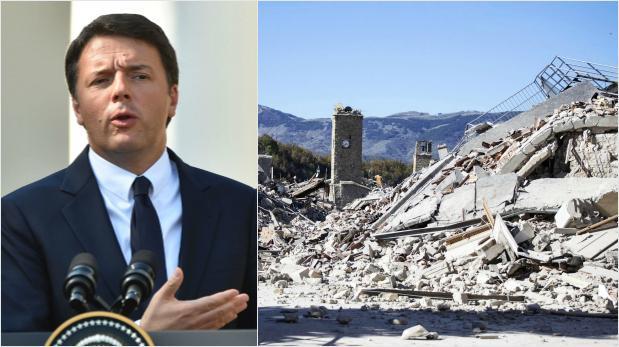 Terremoto de 6,5 sacude a Italia