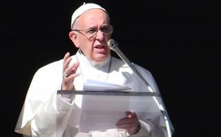 Papa Francisco envía mensaje a víctimas del terremoto en Italia
