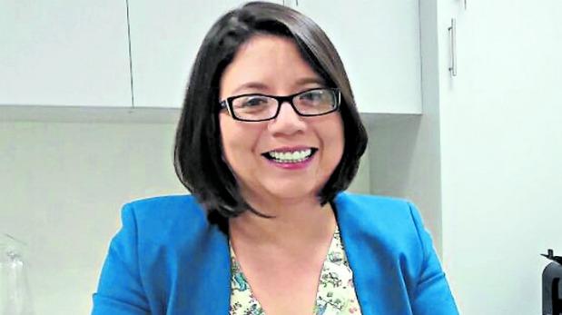 Gioconda Naranjo, directora ejecutiva del Consejo Nacional de Competitividad y Formalización (CNC).