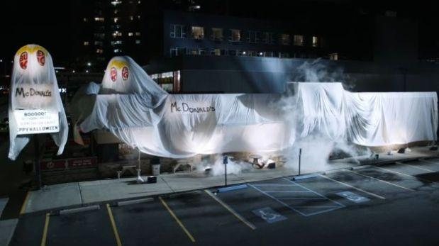 "YouTube: Burger King se ""disfrazó"" de McDonald's por Halloween"