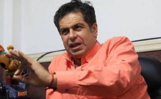 Martín Belaunde Lossio permanece en clínica por una hernia
