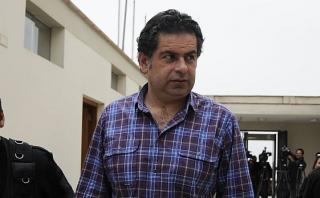 Jueza ordena una auditoría médica a Martín Belaunde Lossio