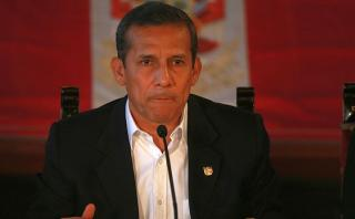 Humala declarará ante fiscalía por Caso Gasoducto del Sur
