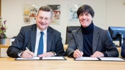 Selección alemana: Joachim Löw seguirá al mando hasta el 2020