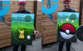 YouTube: mira este increíble disfraz de Pokémon Go